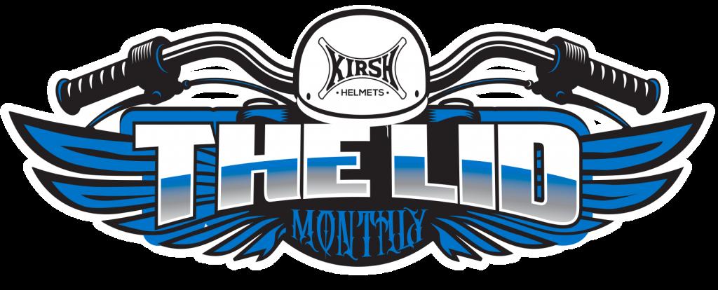 KIRSH Motorcycle Helmets Lid Logo