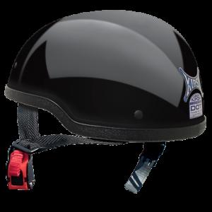 KIRSH Motorcycle Helmet CHM1 GLOSS BLACK