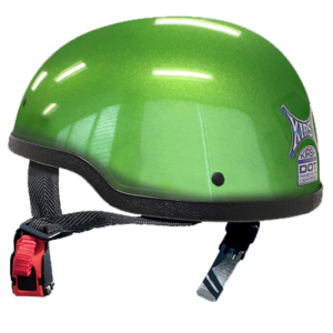KIRSH Motorcycle Helmet CHM1 GREEN