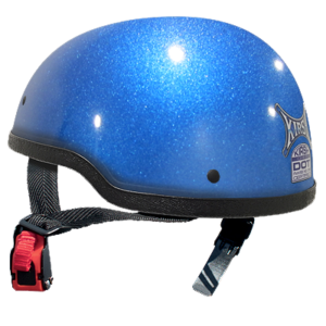 KIRSH Motorcycle Helmets CHM1 BLUE