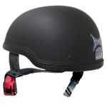 KIRSH Motorcycle Helmets CHM1 MATTE BLACK