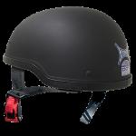 KIRSH Motorcycle Helmets CHM1 MATTE BLACK