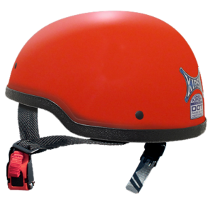 KIRSH Motorcycle Helmets CHM1 RED