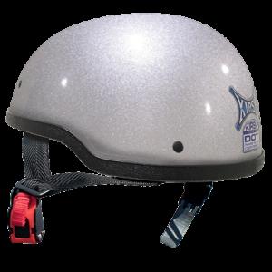 KIRSH Motorcycle Helmets CHM1 SILVER