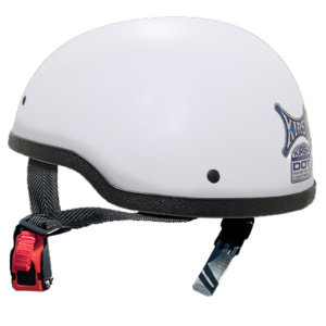 KIRSH Motorcycle Helmets CHM1 WHITE