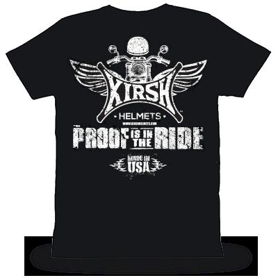 KIRSH Motorcycle Helmets TEE TPITR