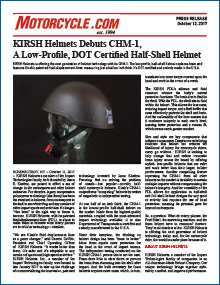 KIRSH Motocycle Helmets Com