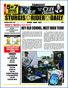 KIRSH Motorcycle Helemts STURGIS DAILY