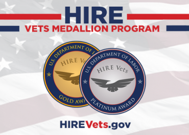 HIRE Vets Medallion Program